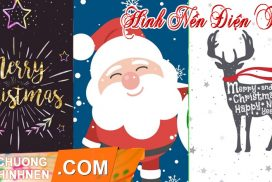 Tải Hình Nền Điện Thoại Chủ Đề Giáng Sinh (Noel)