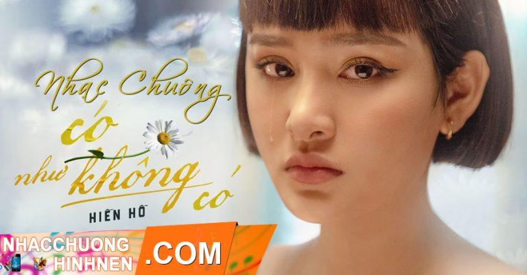 nhac chuong co nhu khong co hien ho