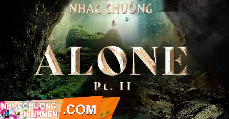 nhac chuong alone pt ii alan walker ava max