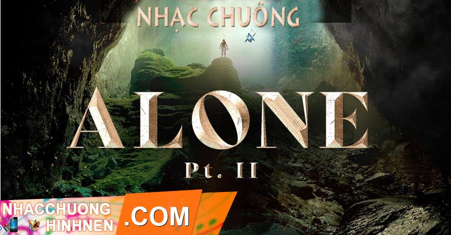 nhac chuong alone pt ii alan walker ava