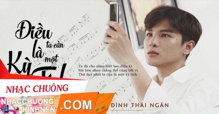 nhac chuong dieu ta can la mot ky tich pham dinh thai ngan