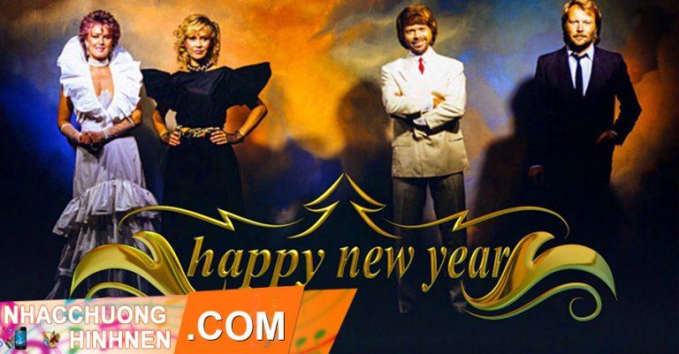 nhac chuong happy new year abba