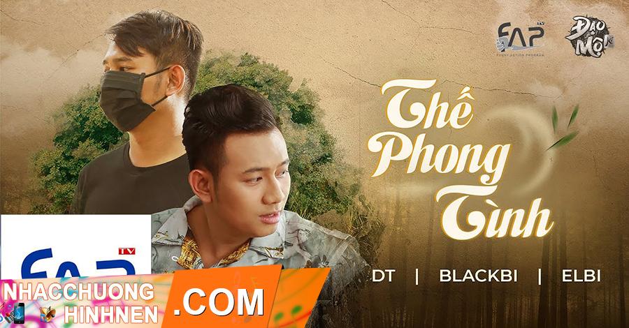 nhac chuong the phong tinh black bi