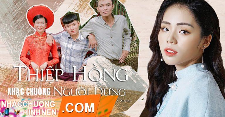 nhac chuong thiep hong nguoi dung huong ly