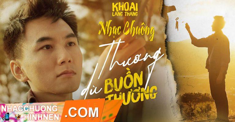 nhac chuong thuong du buon van thuong khoai lang thang