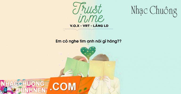 nhac chuong trust in me vox vrt lang ld