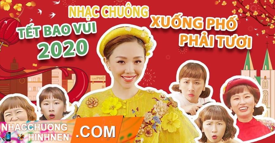 nhac chuong xuong pho phai tuoi toc tien