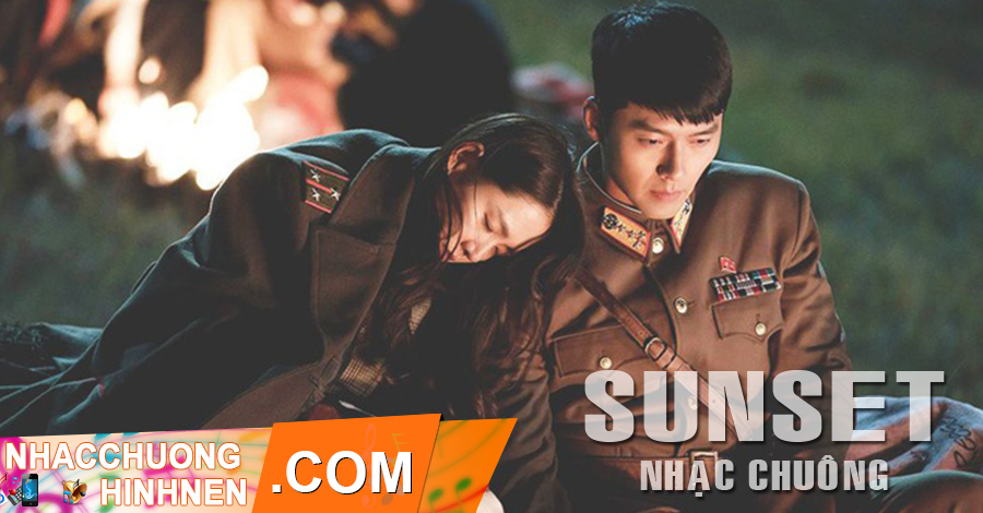 nhac chuong sunset davichi crash lading on you