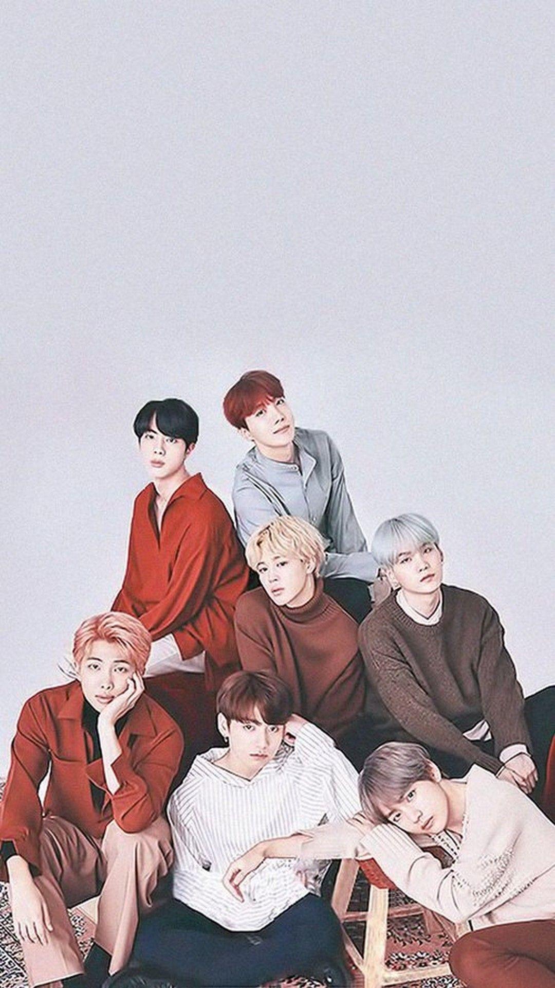 hình nền BTS Band