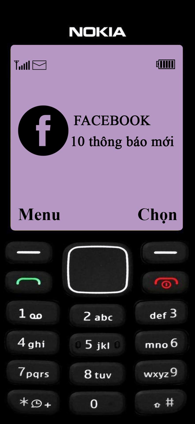hinh nen dien thoai nokia 1280 logo facebook 2