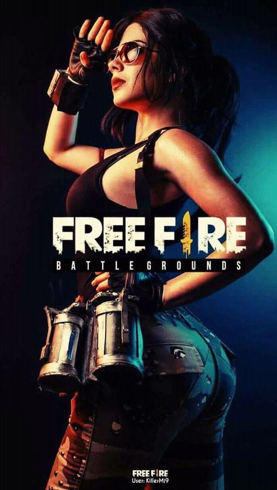 hinh nen free fire danh cho dien thoai 8