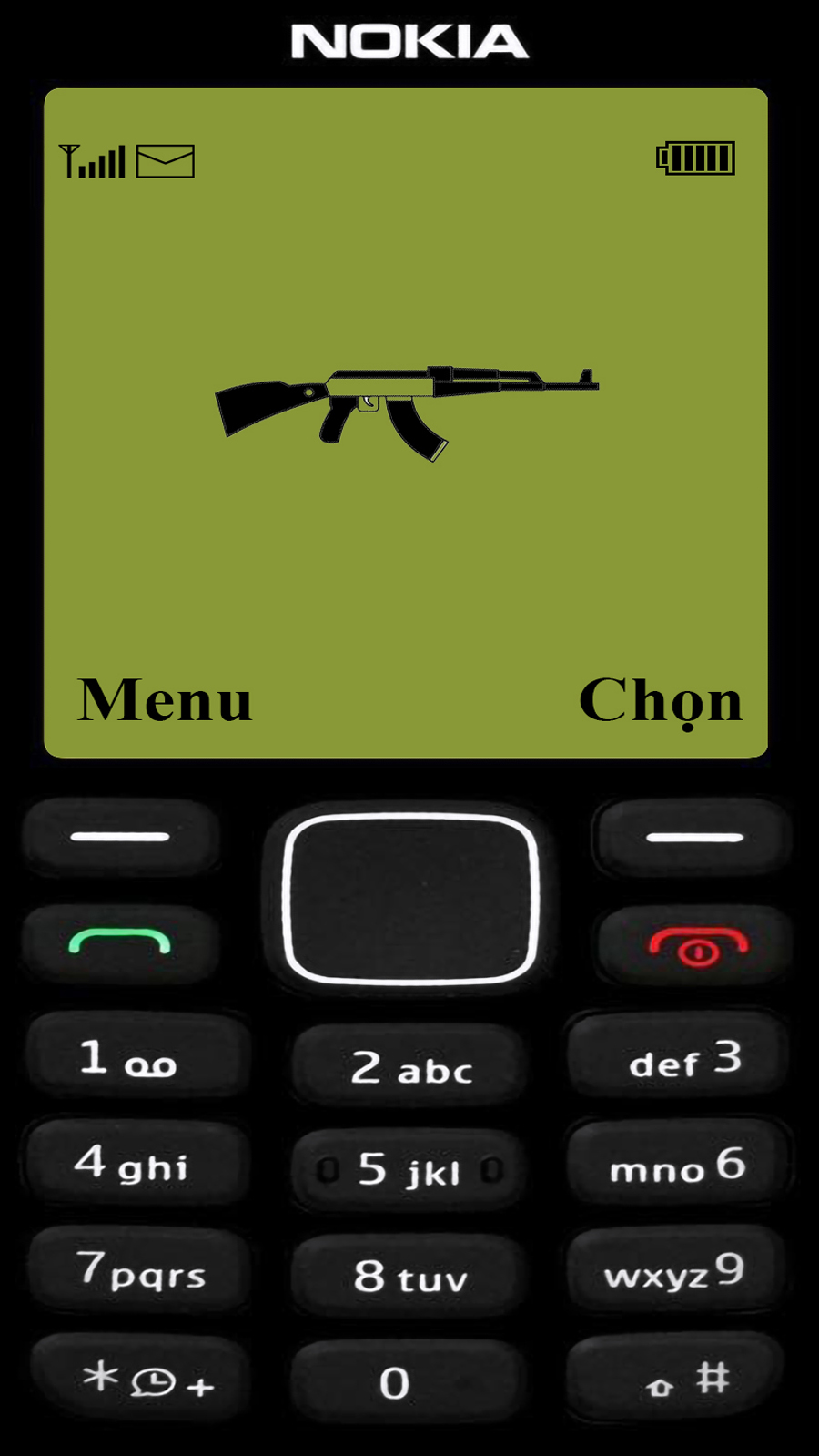 hinh nen nokia 1280 danh cho iphone 6 7 8