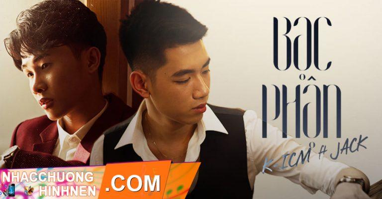 nhac chuong bac phan piano jack k icm