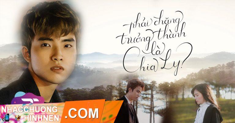 nhac chuong phai chang truong thanh la chia ly acy xuan tai