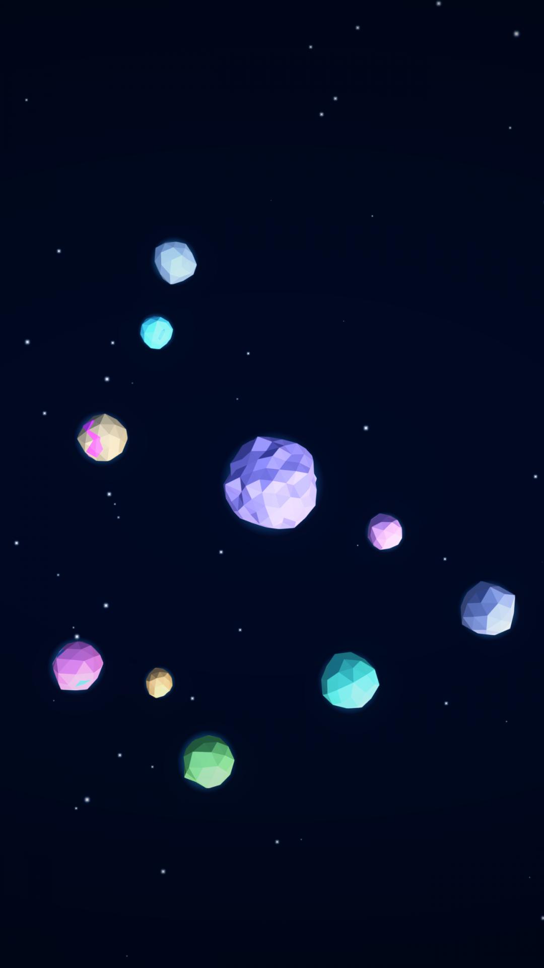 hình nền 3d vũ trụ