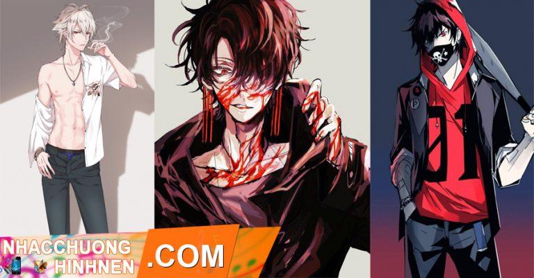 bst hình nền anime nam đẹp nhất cho điện thoại - ảnh anime nam, ảnh anime boy cool ngầu