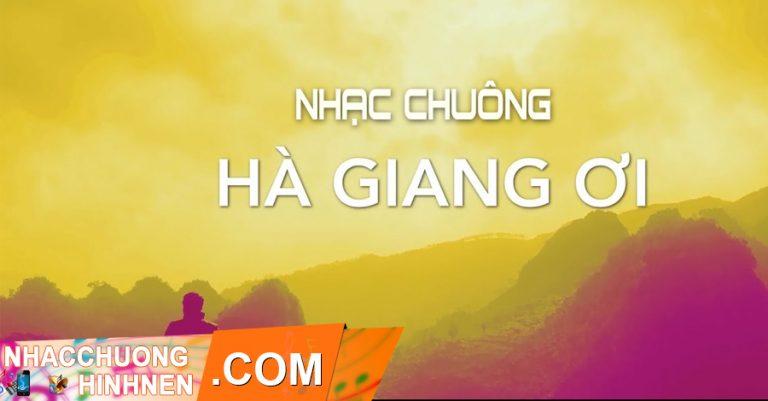 nhac chuong ha giang oi quach beem