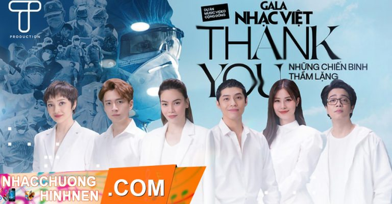 nhac chuong thank you nhung chien binh tham lang ho ngoc ha noo phuoc thinh va nhieu ca si