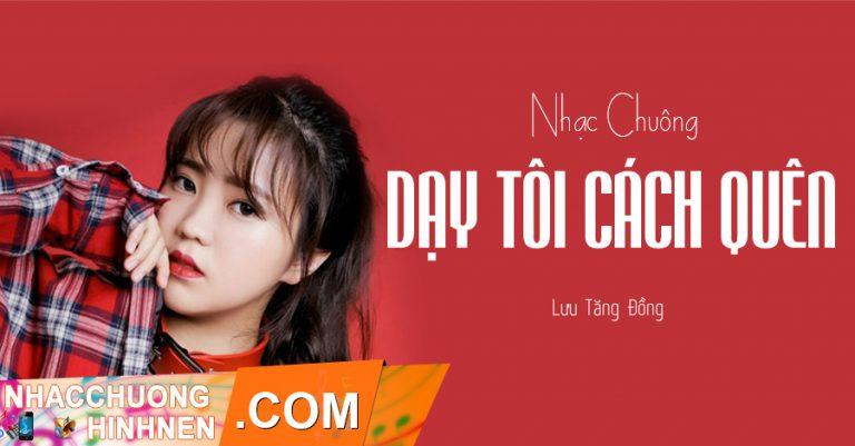 nhac chuong day toi cach quen luu tang dong