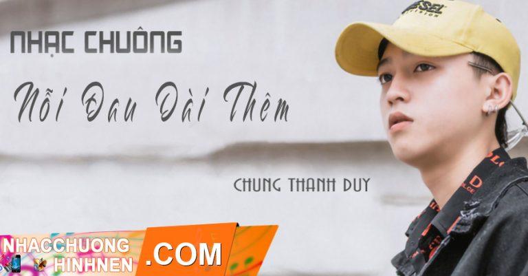 nhac chuong noi dau dai them chung thanh duy