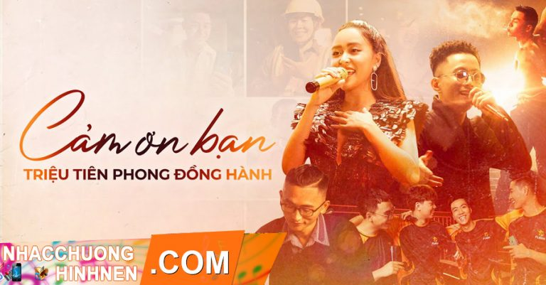 nhac chuong cam on ban hoang thuy linh rhymastic touliver