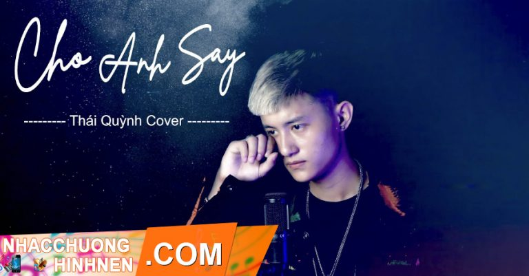 nhac chuong cho anh say thai quynh cover