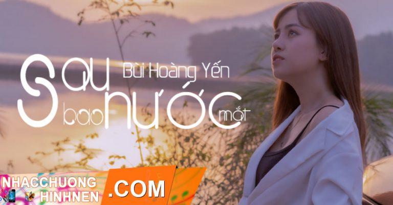 nhac chuong sau bao nuoc mat bui hoang yen