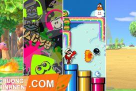 BST Hình nền Nintendo cho điện thoại iPhone – Bao chất – Bao đẹp