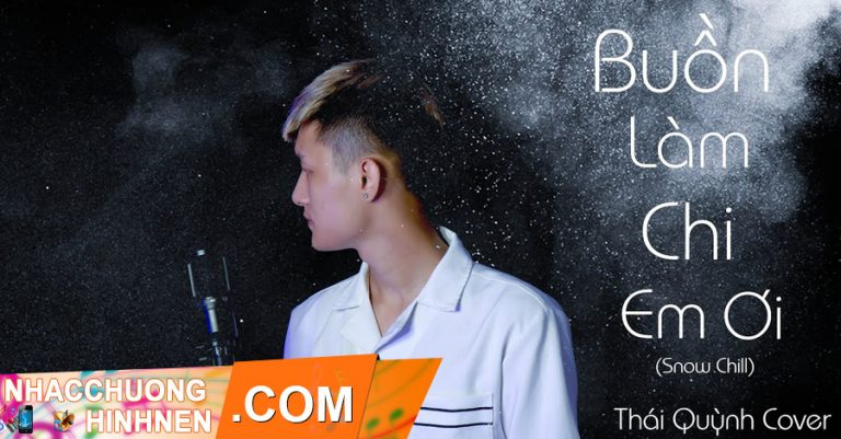 nhac chuong buon lam chi em oi remix - thai quynh cover