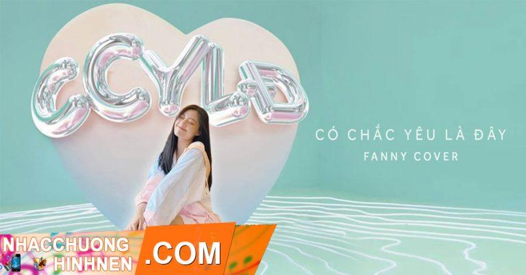 nhac chuong co chac yeu la day fanny cover