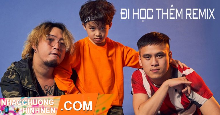 nhac chuong con thich ve nha luc 5h remix di hoc them remix piggy