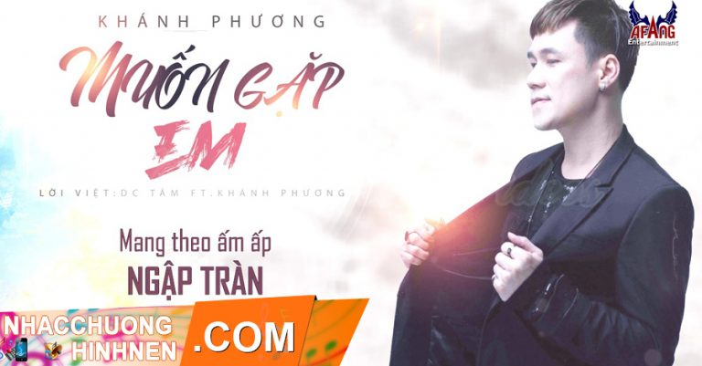 nhac chuong muon gap em khanh phuong