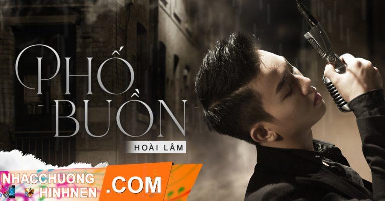 nhac chuong pho buon hoai lam