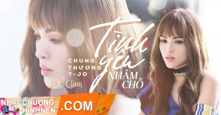 nhac chuong tinh yeu nham cho chung thuong t-jo