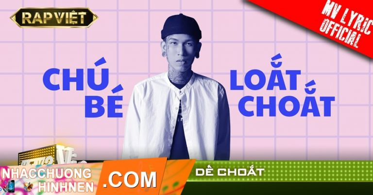 nhac chuong chu be loat choat de choat