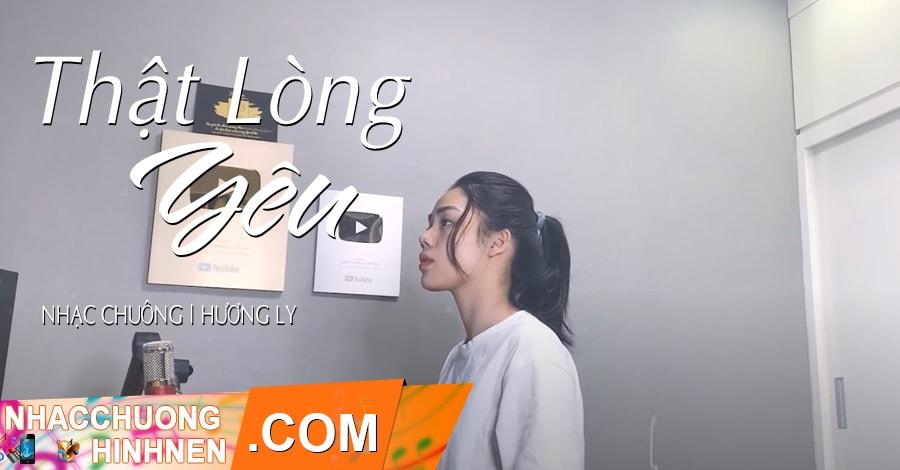nhac chuong that long yeu huong ly