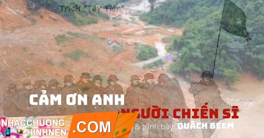 nhac chuong cam on anh nguoi chien si quach beem