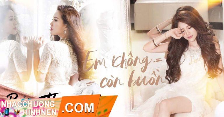 nhac chuong em khong con buon bao thy