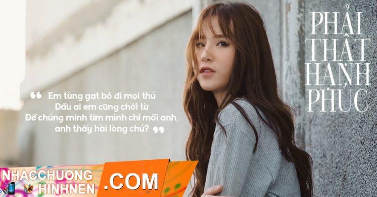 nhac chuong phai that hanh phuc n ly
