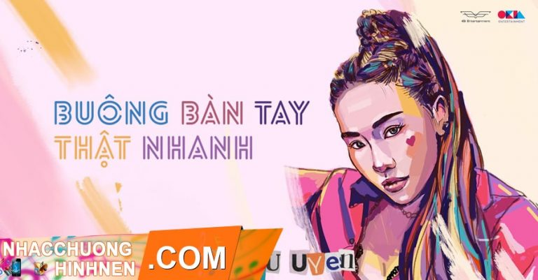 nhac chuong buong ban tay that nhanh cover du uyen