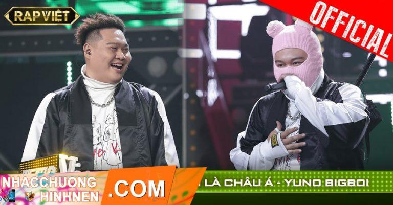 nhac chuong gu cua anh la chau a yuno bigboi