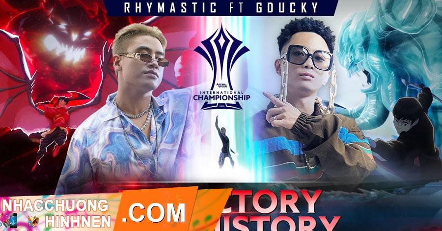 nhac chuong let victory make history gducky rhymastic