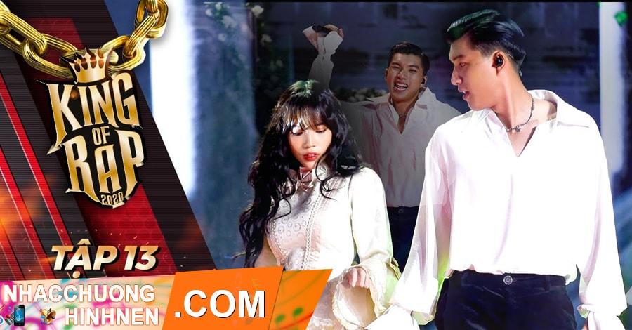 nhac chuong loi duong mat hieuthuhai lyly king of rap